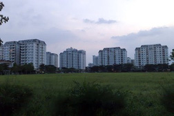 """""""Bó tay"""" với các dự án treo ở khu đô thị mới Nam Sài Gòn"""