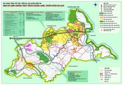 Quy hoạch tổng thể phát triển du lịch huyện Quốc Oai.