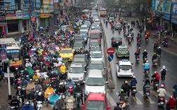 Đường Trường Chinh đã bị quá tải và thường xuyên xảy ra ùn tắc từ nhiều năm nay do mặt cắt ngang quá hẹp.