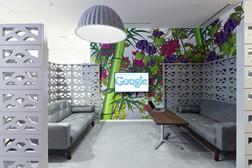 Thăm văn phòng rực rỡ sắc màu của Google tại Nhật Bản