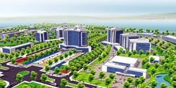 Khu đô thị Đại học. Ảnh minh họa
