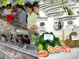 Hà Nội: CPI tháng 3 giảm 0,21% so với tháng trước