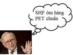 SHF vớ bẫm trong thương vụ đầu tư vào PET