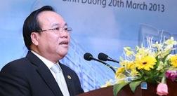 Ông Lê Thanh Cung - Chủ tịch UBND tỉnh Bình Dương.
