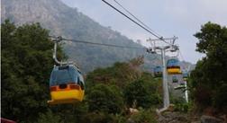 Cáp treo Núi Bà Tây Ninh chốt quyền tạm ứng cổ tức năm 2013 bằng tiền mặt 20%