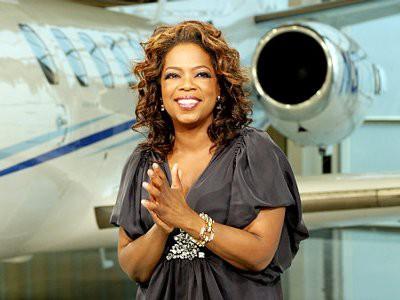 Nữ hoàng truyền thông Oprah Winfrey