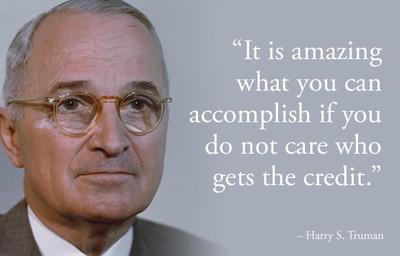 10. Harry S. Truman