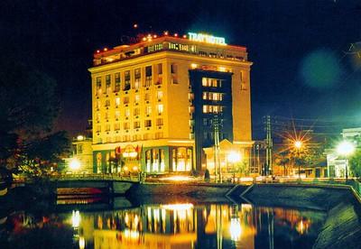 Hàng loạt resort, khách sạn hạng sang