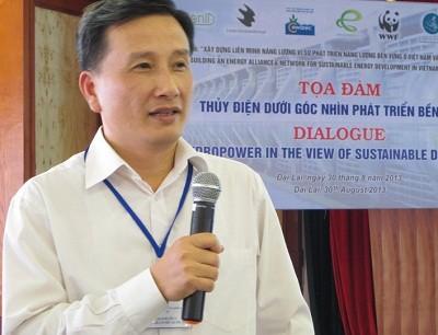 Ông Lê Quang Huy - Phó Bí thư tỉnh ủy Nghệ An