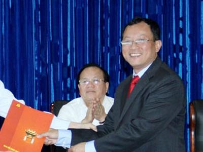 Ông Nguyễn Hữu Từ: Phó Bí thư Tỉnh ủy Bình Dương