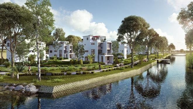 Villa Park tặng gói cam kết cho thuê đến 65 triệu/ tháng trong 60 tháng
