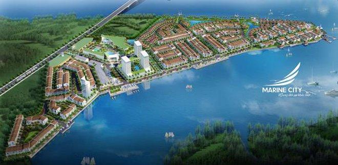 marine city khudo thipho bien an cu va nghi duongtai vung tau