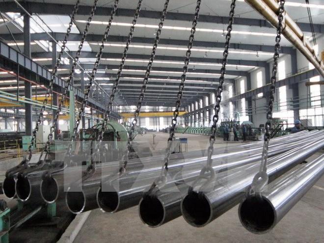 Mexico quyết định áp thuế bổ sung đối với thép cuốn Trung Quốc