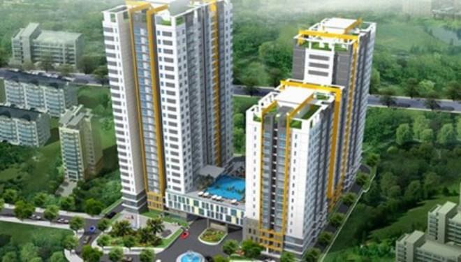 Khu Nam TPHCM có thêm một dự án căn hộ cao cấp