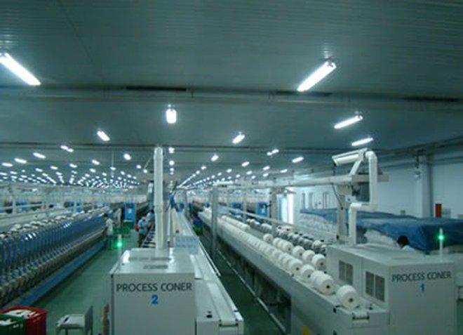 Đầu tư 300 triệu USD cho nhà máy kéo sợi