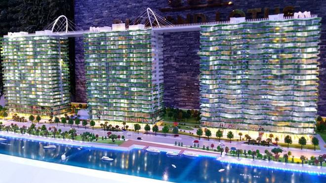 Địa ốc TP.HCM có thêm dự án căn hộ cao cấp gần 1.270 tỷ đồng