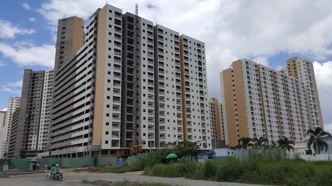 Mù mờ phân hạng chung cư
