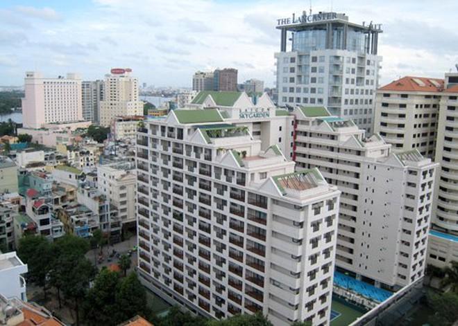 Hàng loạt dự án căn hộ dịch vụ tại khu trung tâm TPHCM tăng giá