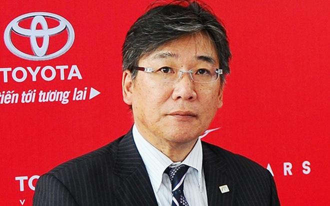 """Sếp Toyota Việt Nam: """"Chưa biết tương lai giá xe thế nào"""""""