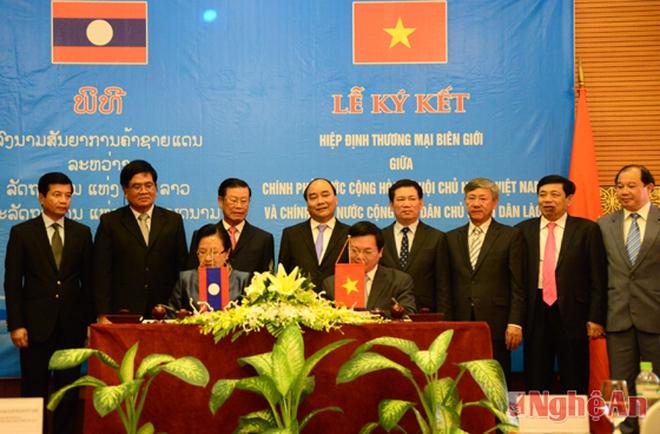Hiệp định Thương mại biên giới Việt - Lào mang lại lợi ích gì?