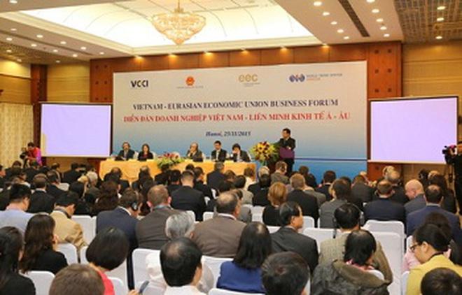 Hiện thực hóa lợi ích của FTA Việt Nam-Liên minh Kinh tế Á Âu