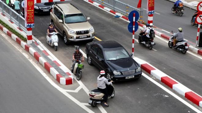 Hà Nội phải chi thêm ngân sách phục vụ thu phí đường bộ