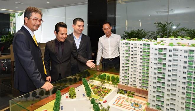 Các quỹ đầu tư thi nhau rót tiền vào bất động sản Việt Nam