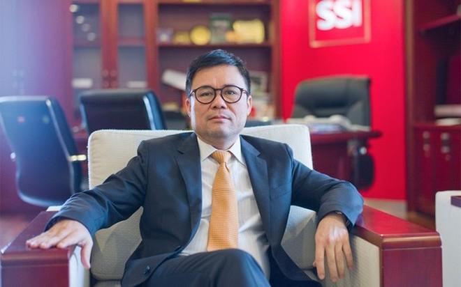 Em trai Chủ tịch Chứng khoán Sài Gòn đăng ký mua vào 5 triệu cổ phiếu SSI