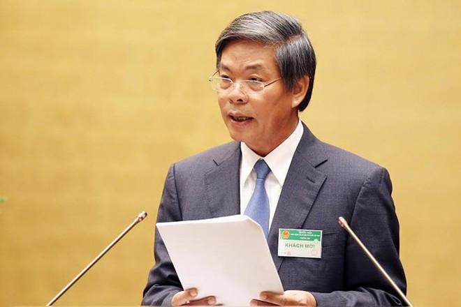 Bộ trưởng Bộ Tài nguyên – Môi trường: Dự án lấp sông Đồng Nai có thể sử dụng vào mục đích công cộng