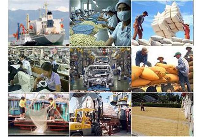 Mục tiêu năm 2016 xuất khẩu đạt 181,5 tỷ USD