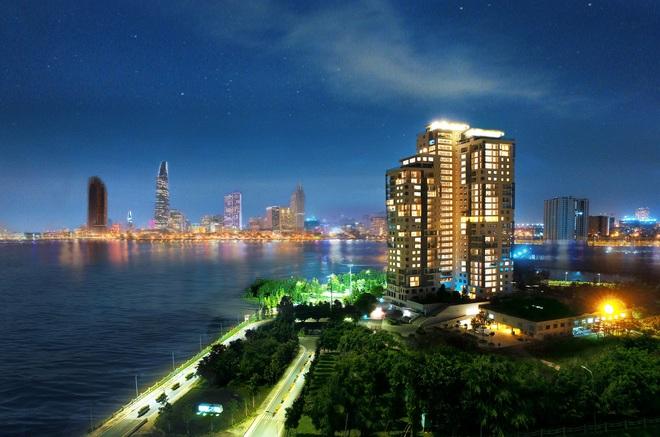 Tận hưởng cuộc sống với không gian trong lành tại đảo Kim Cương