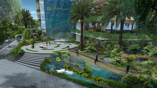 Giao dịch sôi động tại lễ mở bán dự án Ecolife Capitol