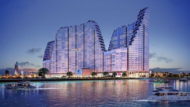 River City – Biểu tượng kiến trúc độc đáo bên sông Sài Gòn