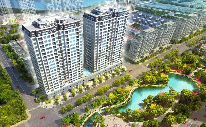 Mảng xanh làm tăng giá trị bất động sản đến 45%