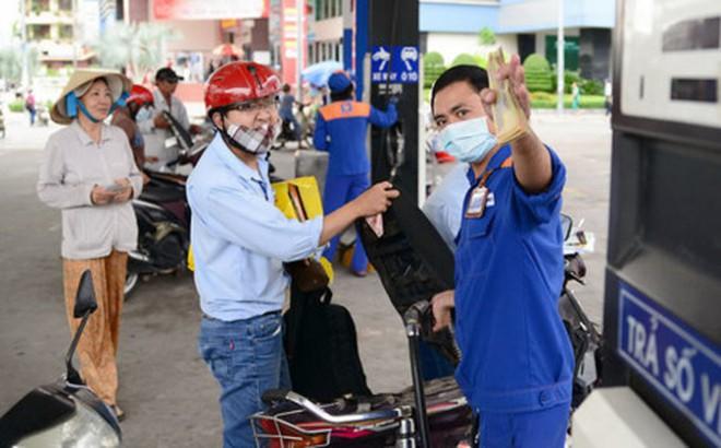 Xăng dầu đồng loạt tăng giá từ 16h30 chiều nay