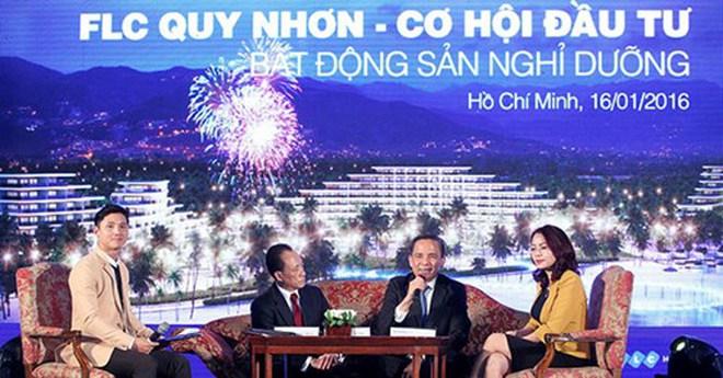 Bất động sản Quy Nhơn hút khách nhà đầu tư TP. HCM