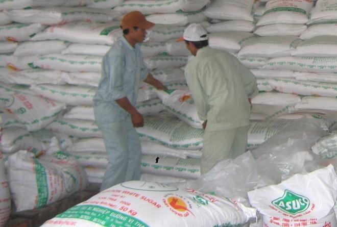 Thí điểm đấu giá hạn ngạch nhập khẩu đường