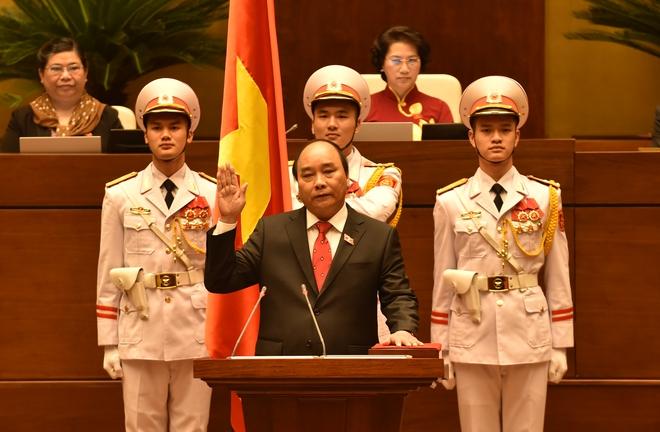 Việt Nam có Tân Thủ tướng