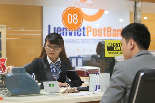 Tín dụng tăng thấp, lãi quý 1 của LienVietPostBank vẫn gấp đôi cùng kỳ