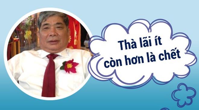 Nhà 1 tỷ đồng của đại gia Lê Thanh Thản, thà lãi ít còn hơn chết
