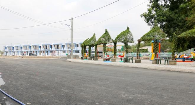 """Thị trường địa ốc khu vực Tây Bắc TPHCM bắt đầu """"dậy sóng"""""""