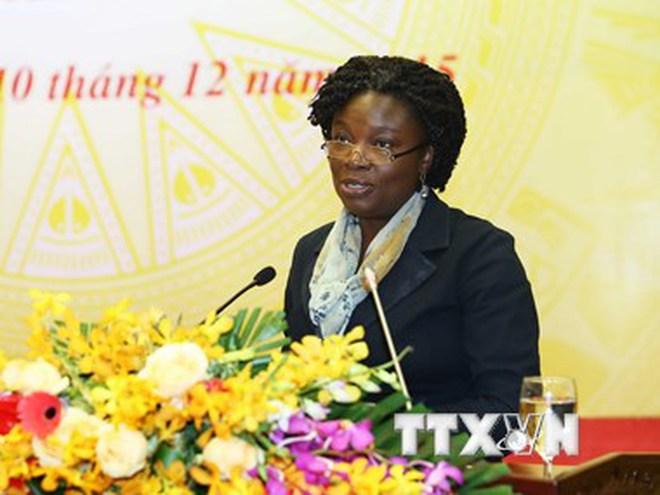 WB sẽ tiếp tục hỗ trợ Việt Nam trong phát triển kinh tế-xã hội