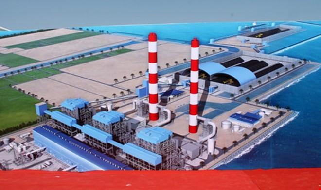 Hơn 1 tỉ đô la Mỹ để mở rộng nhiệt điện Vĩnh Tân 4