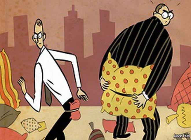 Ngân hàng cần bao nhiêu vốn (1): Một tấm đệm và ba lớp lót