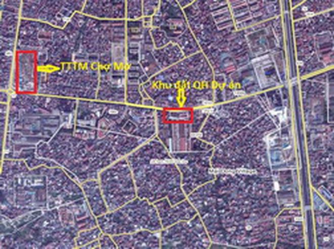 Đường Minh Khai Hà Nội 232 234 Đường Minh Khai