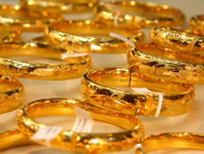 Giá vàng của Bảo Tín Minh Châu còn 42,9 triệu đồng/lượng