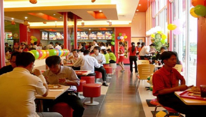 Sẽ giám sát chặt các cửa hàng ăn nhanh
