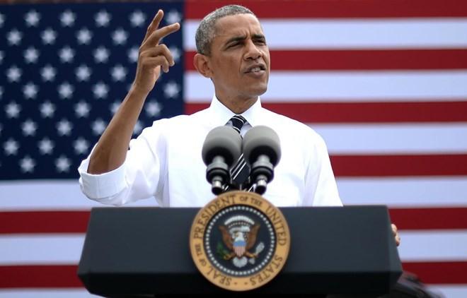 Hạ viện Mỹ bỏ phiếu nhất trí kiện Tổng thống Barack Obama