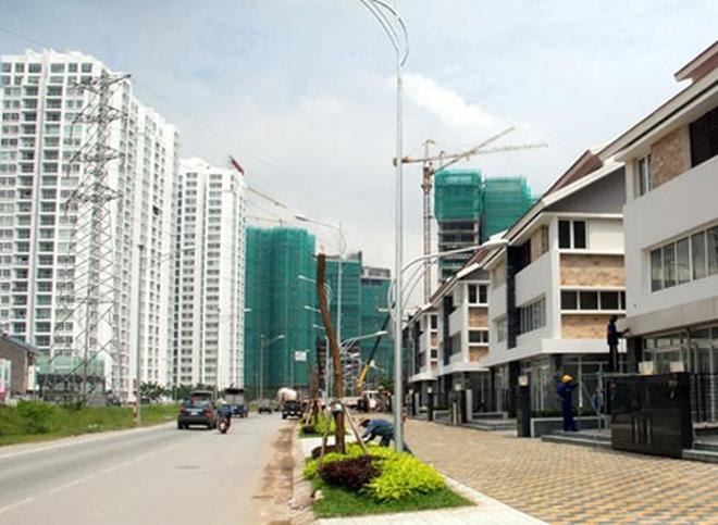 Tồn kho bất động sản giảm còn 94.458 tỷ đồng
