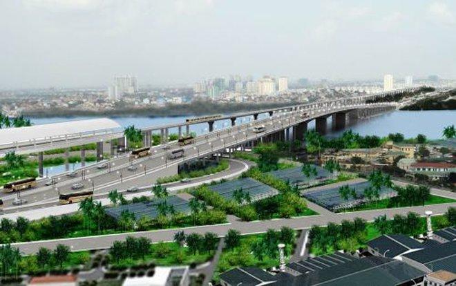 TP.HCM: Thu hồi hơn 65.000 m2 đất để xây công viên tại chân cầu Sài gòn